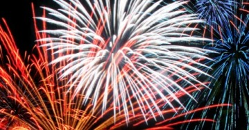 Fireworks_Fourth of July