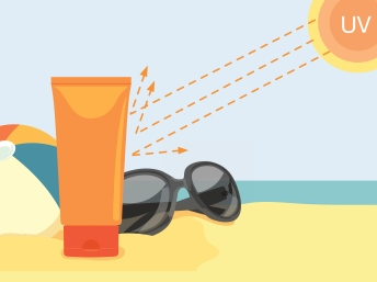 Sunblock Cream Reflect UV