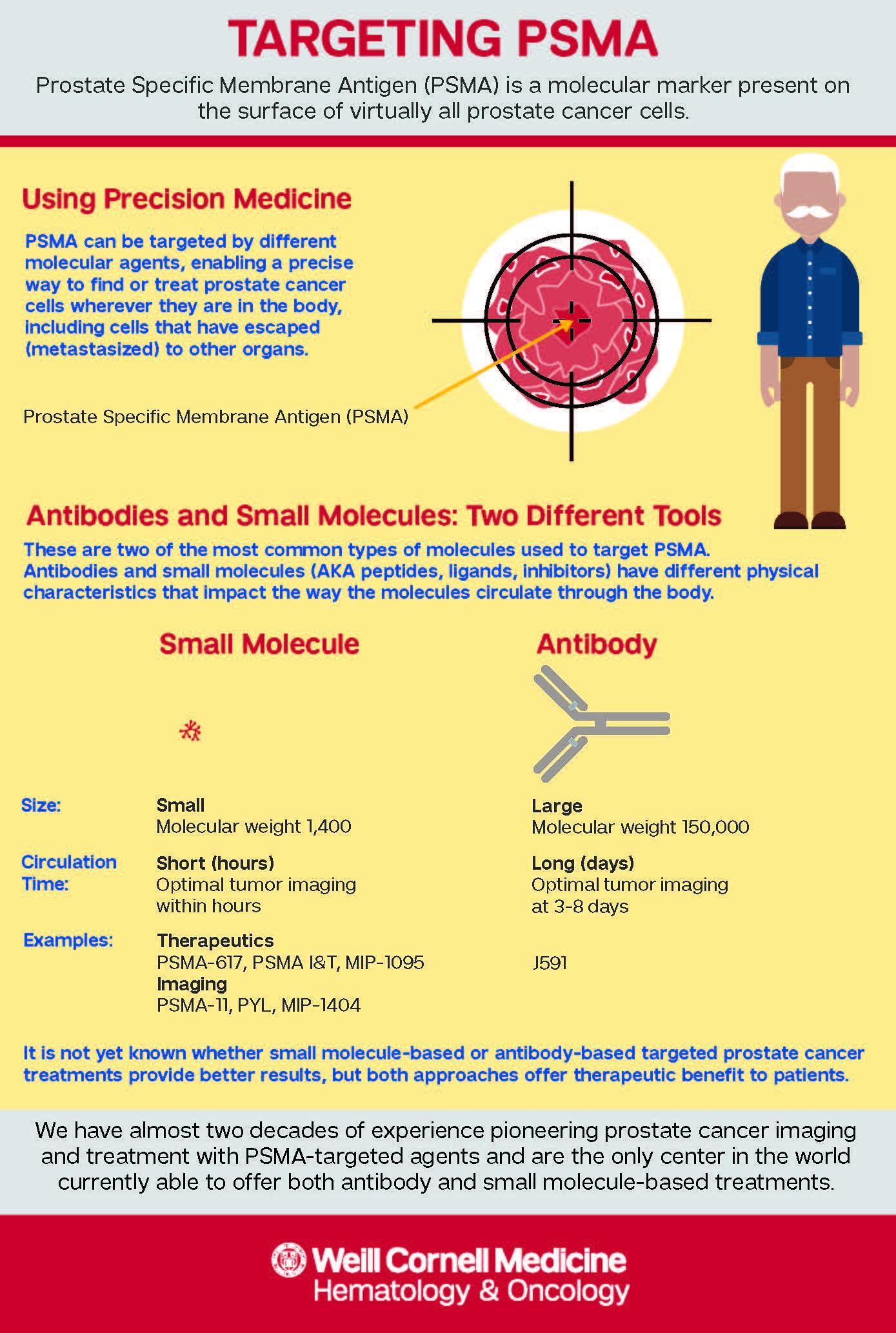 Targeting Prostate-Specific Membrane Antigen (PSMA)
